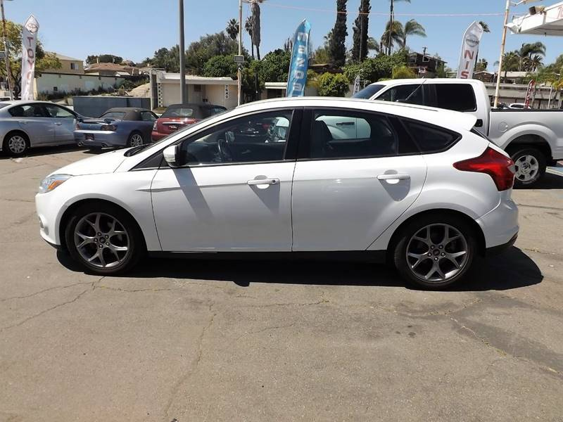 2013 Ford Focus for sale at Speed Auto Gallery in La Mesa CA