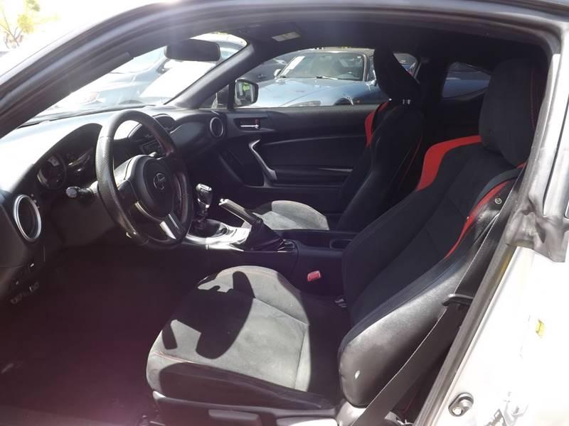 2013 Scion FR-S for sale at Speed Auto Gallery in La Mesa CA