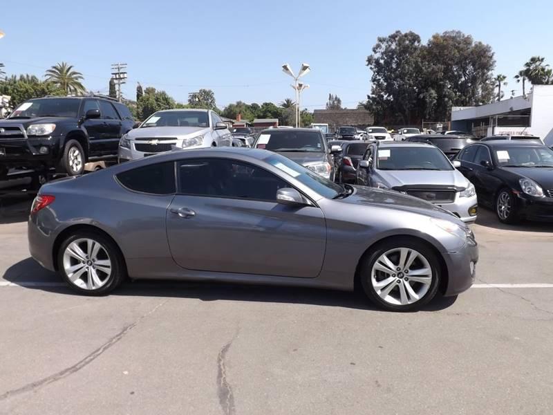 2010 Hyundai Genesis Coupe for sale at Speed Auto Gallery in La Mesa CA