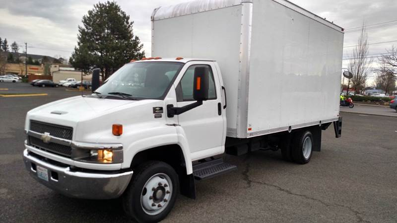 2008 Chevrolet C4500 for sale at Teddy Bear Auto Sales Inc in Portland OR