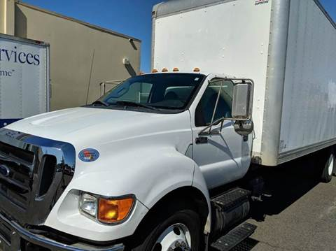 2012 Ford F-650 for sale at Teddy Bear Auto Sales Inc in Portland OR