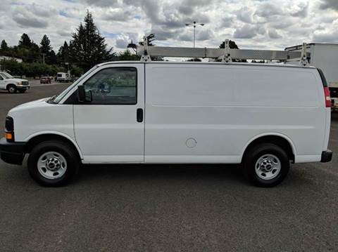 2012 GMC Savana Cargo for sale at Teddy Bear Auto Sales Inc in Portland OR