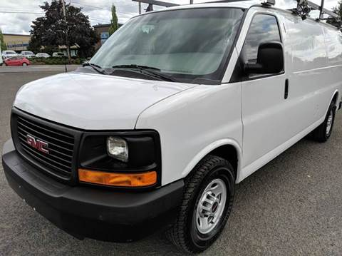 2015 GMC Savana Cargo for sale at Teddy Bear Auto Sales Inc in Portland OR
