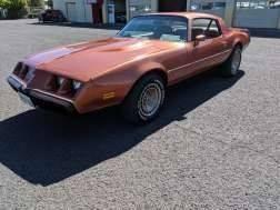 1980 Pontiac Firebird formula - Portland OR