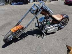 2008 West Coast Choppers Hard Tail
