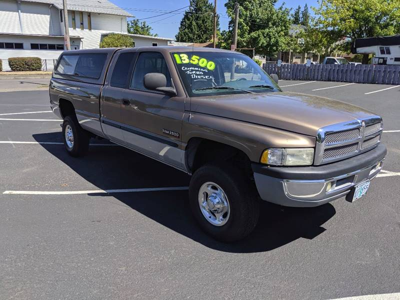2001 Dodge Ram Pickup 2500 SLT Quad Cab - Portland OR