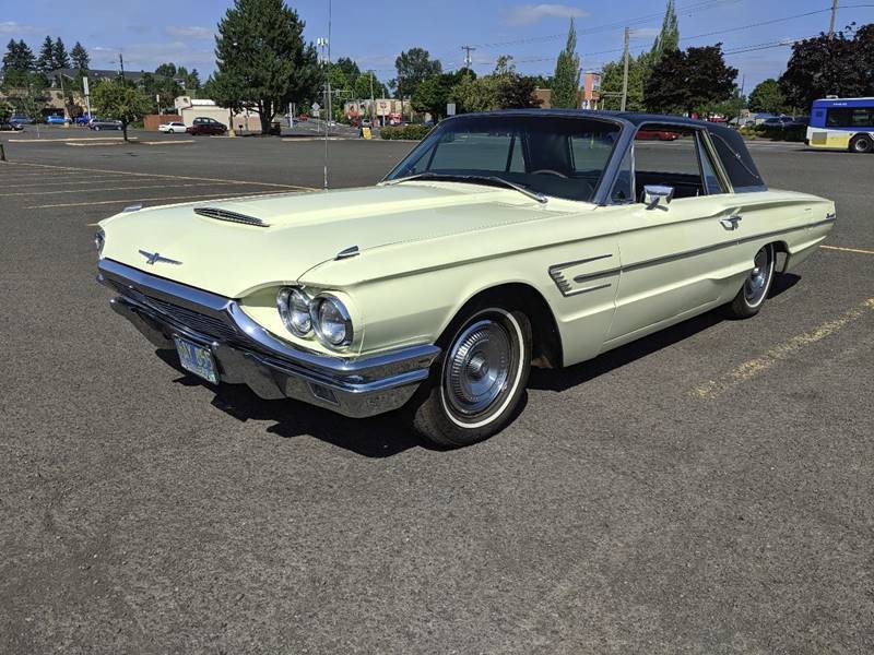 1965 Ford Thunderbird Coupe - Portland OR