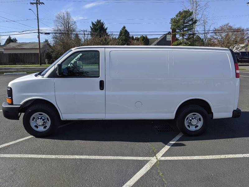 2015 Chevrolet Express Cargo 2500 3dr Cargo Van w/1WT - Portland OR