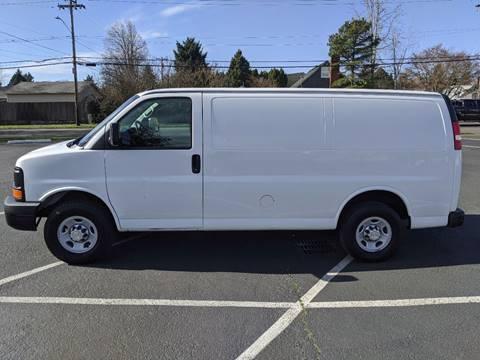 2015 Chevrolet Express Cargo