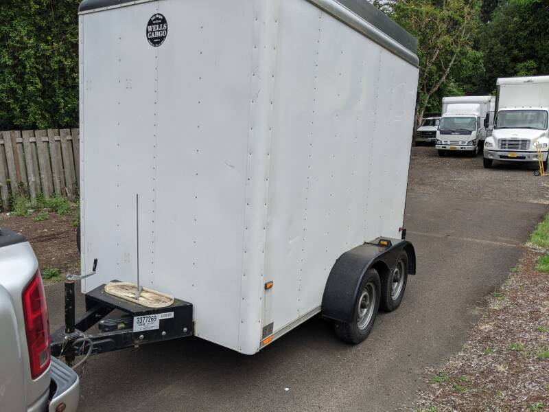 1993 Wells Cargo Tote Wagon  - Portland OR