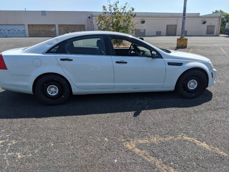 2011 Chevrolet Caprice Detective 4dr Sedan - Portland OR