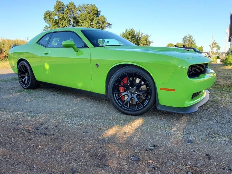 2015 Dodge Challenger SRT Hellcat 2dr Coupe - Portland OR