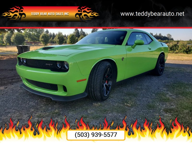 2015 Dodge Challenger SRT Hellcat 2dr Coupe - Portland OR