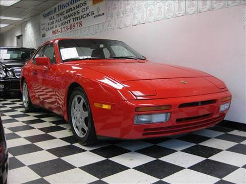 1989 Porsche 944 for sale at Rolfs Auto Sales in Summit NJ