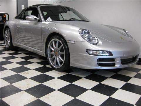 2008 Porsche 911 for sale at Rolfs Auto Sales in Summit NJ