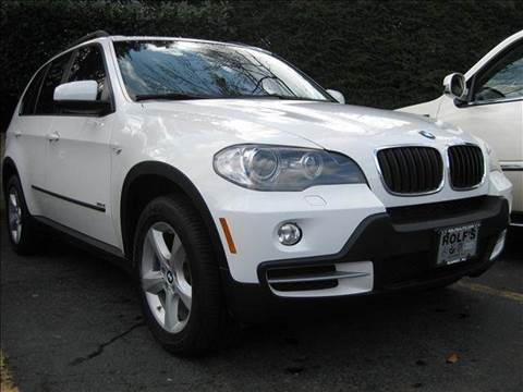 2008 BMW X5 for sale at Rolfs Auto Sales in Summit NJ
