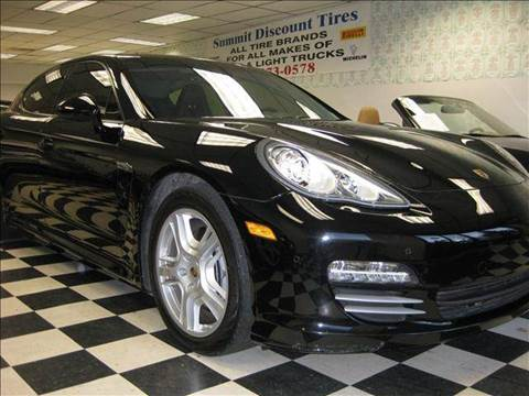 2011 Porsche Panamera for sale at Rolfs Auto Sales in Summit NJ