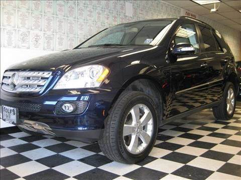 2007 Mercedes-Benz M-Class for sale at Rolfs Auto Sales in Summit NJ