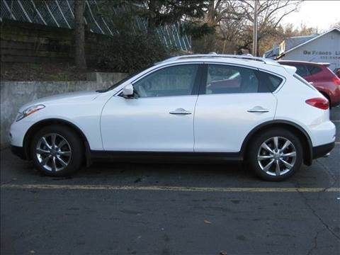 2008 Infiniti EX35 for sale at Rolfs Auto Sales in Summit NJ