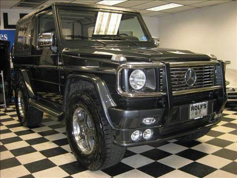 1984 Mercedes-Benz G-Class for sale at Rolfs Auto Sales in Summit NJ