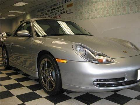 2001 Porsche 911 for sale at Rolfs Auto Sales in Summit NJ
