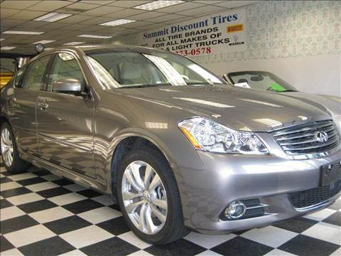2008 Infiniti M35 for sale at Rolfs Auto Sales in Summit NJ