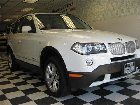 2009 BMW X3 for sale at Rolfs Auto Sales in Summit NJ