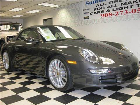 2007 Porsche 911 for sale at Rolfs Auto Sales in Summit NJ