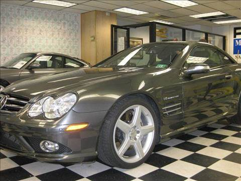 2007 Mercedes-Benz SL-Class for sale at Rolfs Auto Sales in Summit NJ
