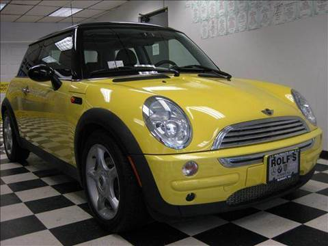 2004 MINI Cooper for sale at Rolfs Auto Sales in Summit NJ