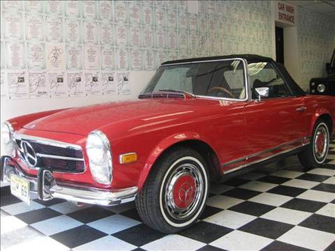 1969 Mercedes-Benz 280-Class for sale at Rolfs Auto Sales in Summit NJ