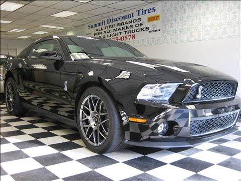 2011 Ford Mustang for sale at Rolfs Auto Sales in Summit NJ