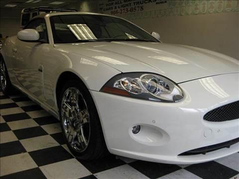 2009 Jaguar XK for sale at Rolfs Auto Sales in Summit NJ