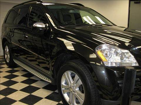 2009 Mercedes-Benz GL-Class for sale at Rolfs Auto Sales in Summit NJ