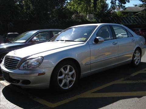 2004 Mercedes-Benz S-Class for sale at Rolfs Auto Sales in Summit NJ