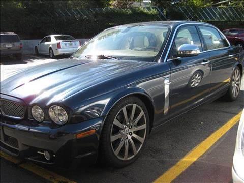 2008 Jaguar XJ-Series for sale at Rolfs Auto Sales in Summit NJ