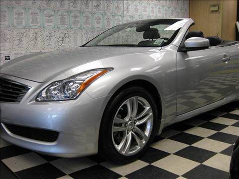 2010 Infiniti G37 for sale at Rolfs Auto Sales in Summit NJ