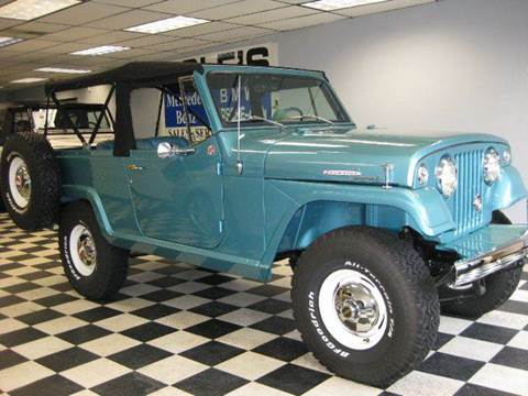 1967 Jeep Commando for sale at Rolfs Auto Sales in Summit NJ