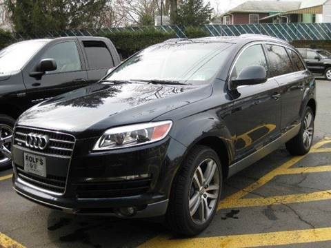 2007 Audi Q7 for sale at Rolfs Auto Sales in Summit NJ