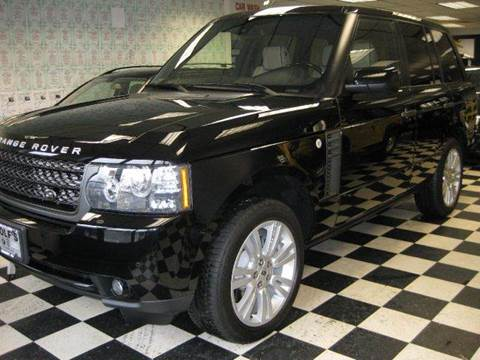 2011 Land Rover Range Rover for sale at Rolfs Auto Sales in Summit NJ
