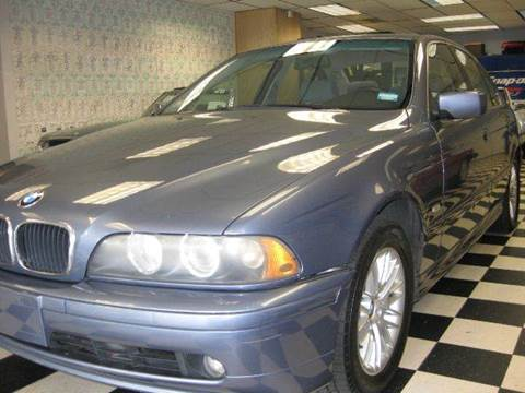 2002 BMW 5 Series for sale at Rolfs Auto Sales in Summit NJ