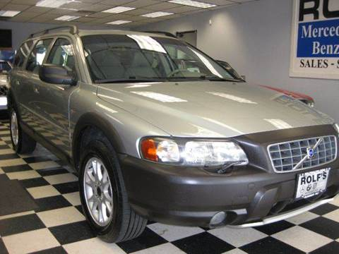 2004 Volvo XC70 for sale at Rolfs Auto Sales in Summit NJ