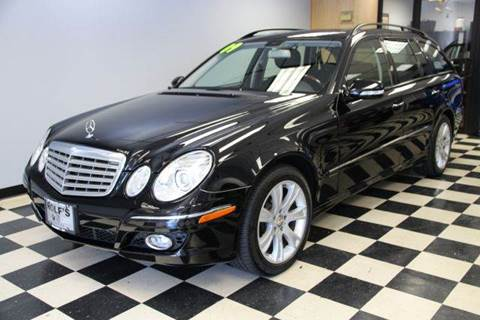 2009 Mercedes-Benz E-Class for sale at Rolfs Auto Sales in Summit NJ