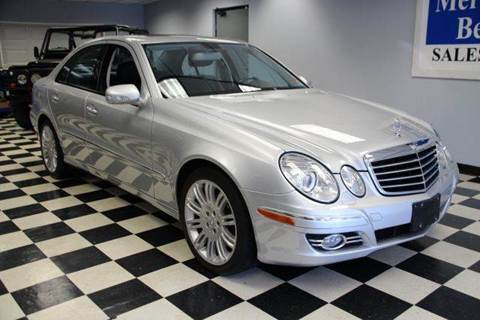 2007 Mercedes-Benz E-Class for sale at Rolfs Auto Sales in Summit NJ