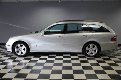 2005 Mercedes-Benz E-Class for sale at Rolfs Auto Sales in Summit NJ