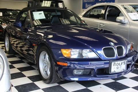 1996 BMW Z3 for sale at Rolfs Auto Sales in Summit NJ