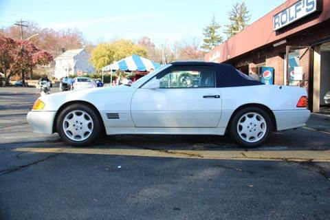 1991 Mercedes-Benz SL-Class for sale at Rolfs Auto Sales in Summit NJ