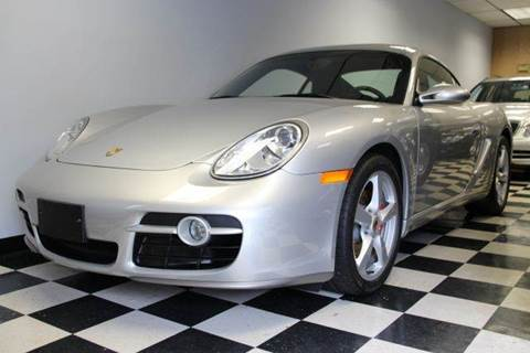 2006 Porsche Cayman for sale at Rolfs Auto Sales in Summit NJ