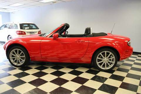 2006 Mazda MX-5 Miata for sale at Rolfs Auto Sales in Summit NJ
