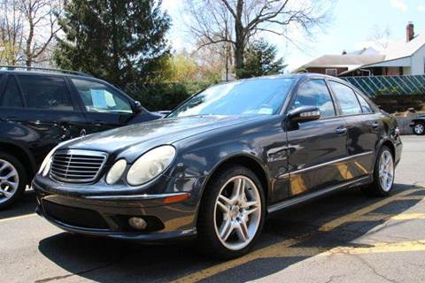 2003 Mercedes-Benz E-Class for sale at Rolfs Auto Sales in Summit NJ